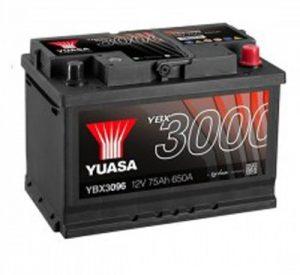 Batería yuasa